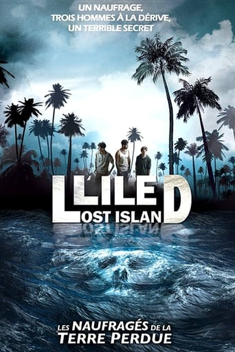 L'Île : Les naufragés de la terre perdue