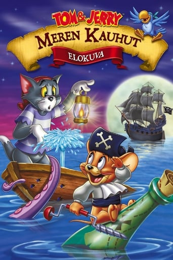 Tom ja Jerry Meren Kauhut