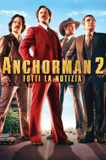 Anchorman 2 - Fotti la notizia