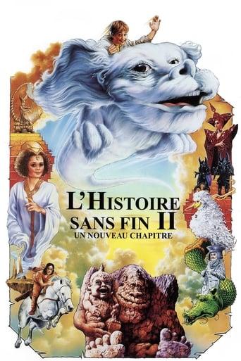 L'Histoire sans fin II, Un Nouveau Chapitre