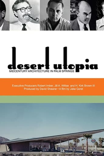 Desert Utopia: Mid-Century Architecture in Palm Springs