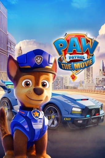 PAW Patrol: The Movie Movie Free 4K