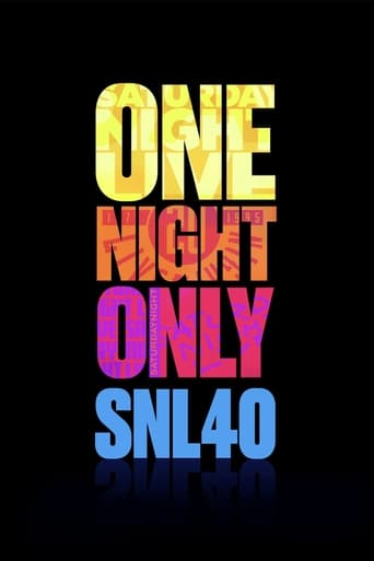 Saturday Night Live: 40th Anniversary Special