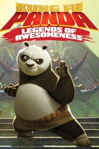 Kung Fu Panda : L'Incroyable Légende - Un sacré coco de croco