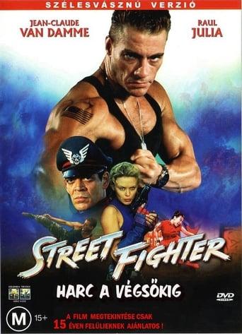 Street Fighter - Harc a végsőkig