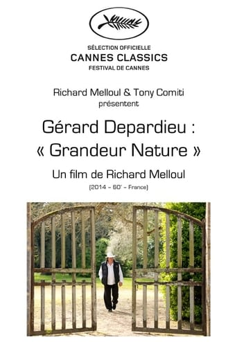 Gérard Depardieu, grandeur nature