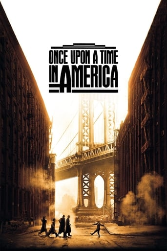 Once Upon a Time in America Movie Free 4K