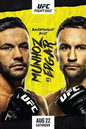 UFC on ESPN 15: Munhoz vs. Edgar