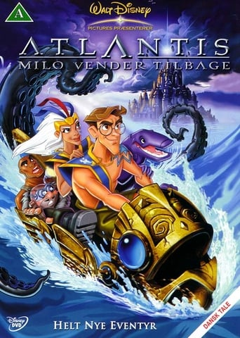 Atlantis: Milo vender tilbage
