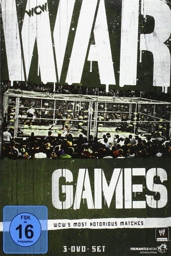 WCW War Games: WCW's Most Notorious Matches