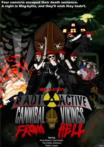 Radioactive Cannibal Vikings from Hell