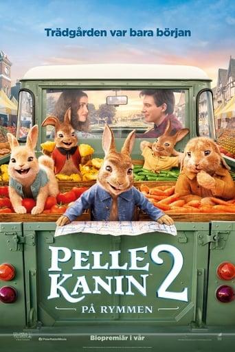 Pelle Kanin 2 - på rymmen