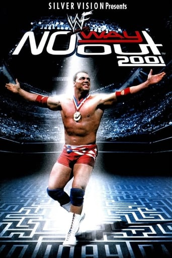 WWE No Way Out 2001