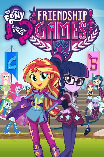 My Little Pony: Equestria Girls: Friendship Games
