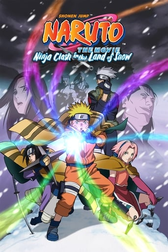 Naruto the Movie: Ninja Clash in the Land of Snow Movie Free 4K