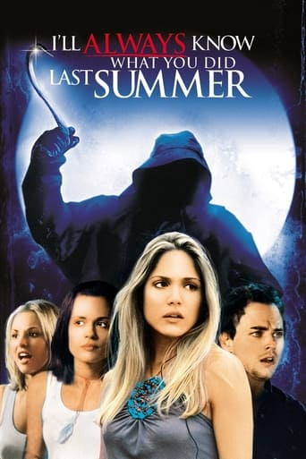 I'll Always Know What You Did Last Summer