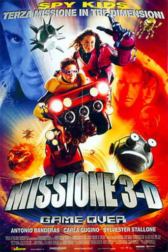 Missione 3D - Game Over