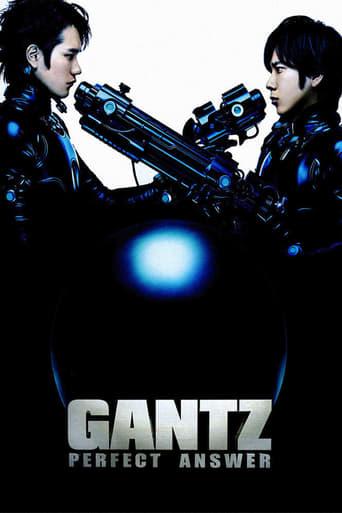 Gantz: Perfect Answer (Gantz: Parte 2) poster