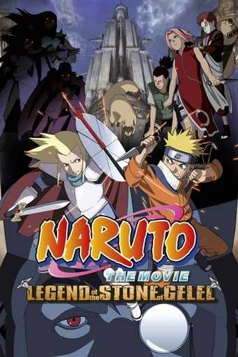 Naruto the Movie: Legend of the Stone of Gelel Movie Free 4K