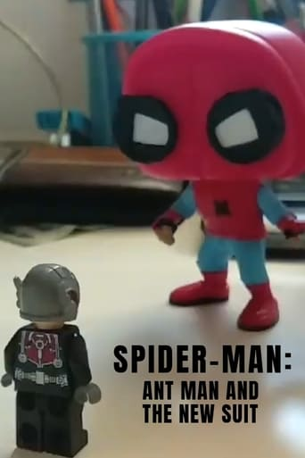 Spider-Man: Ant Man and the New Suit