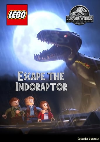 LEGO Jurssic World: Echapper à l'Indoraptor