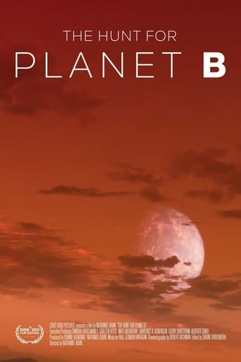 The Hunt For Planet B