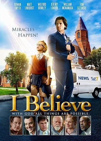 Watch I Believe Full Movie Online Free HD 4K