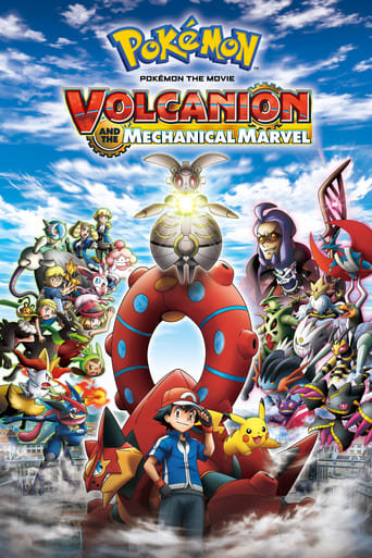 Watch Pokémon the Movie: Volcanion and the Mechanical Marvel Online