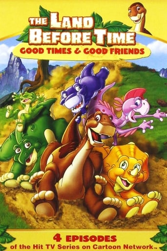 The Land Before Time: Good Times and Good Friends