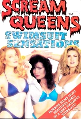 Scream Queens Swimsuit Sensations