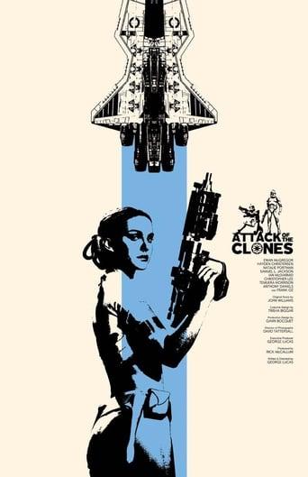 Star Wars: Episod II - Klonerna anfaller