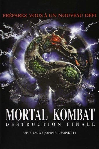 Mortal Kombat 2 : Destruction finale