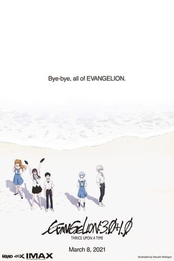 Watch Evangelion: 3.0+1.0 Thrice Upon a TimeFull Movie Free 4K