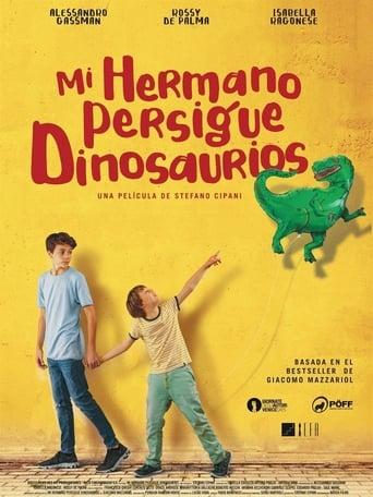 thumb Mi hermano persigue dinosaurios