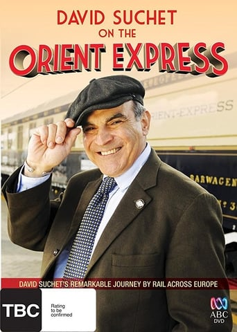 David Suchet on the Orient Express
