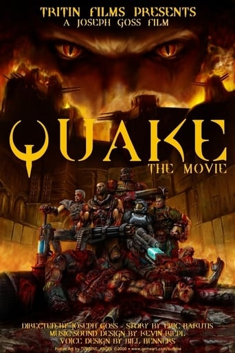 QUAKE The Movie: Escape From The Bastille