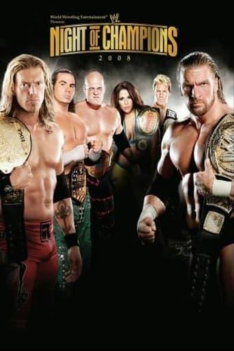 WWE Night of Champions 2008