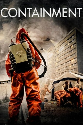 Watch Containment Full Movie Online Free HD 4K