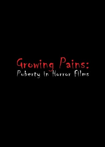 Growing Pains: Puberty in Horror Films