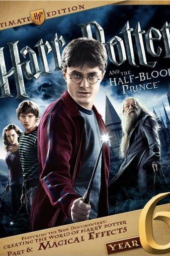 创造哈利·波特的世界06:魔法特效