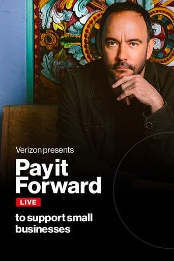 Dave Matthews: Verizon Pay It Forward Live