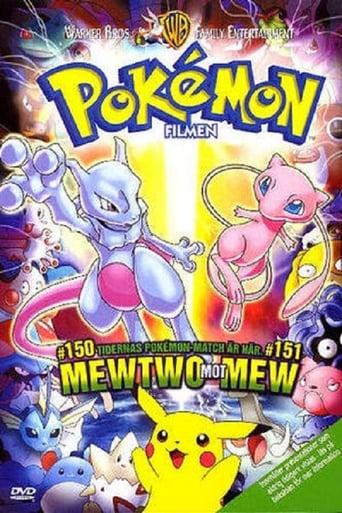 Pokemon Filmen 1: Mewtwo Slår Tilbake