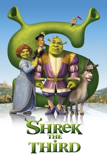 Shrek the Third Movie Free 4K