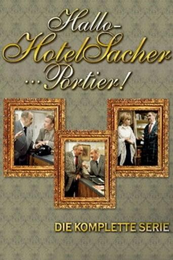 Hallo – Hotel Sacher … Portier!