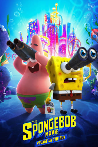 The SpongeBob Movie: Sponge on the Run Movie Free 4K
