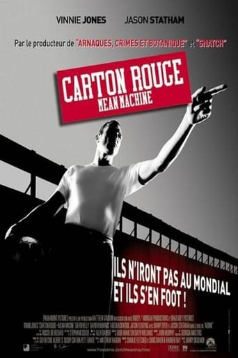 Carton rouge : Mean Machine
