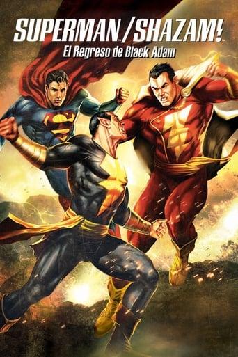 SupermanShazam! El Regreso de Black Adam