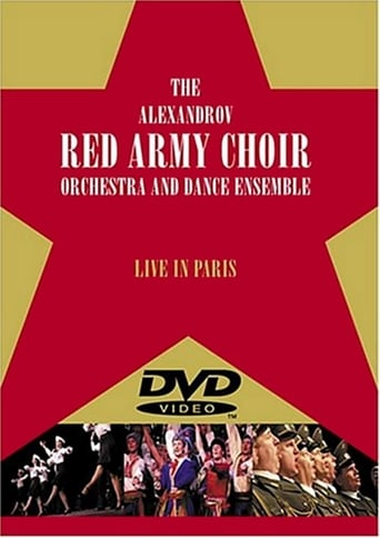 The Alexandrov Red Army Choir Orchestra - Live in Paris