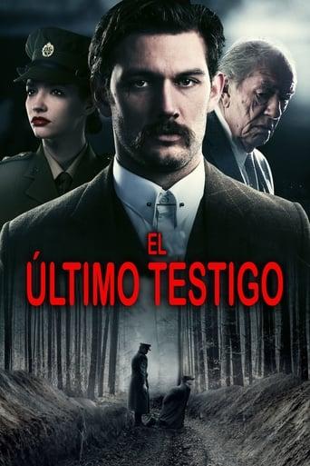 El último testigo poster