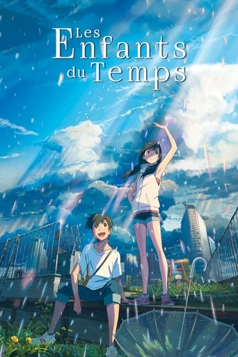 Les Enfants du Temps - Weathering With You